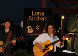 THE LORIA BROTHERS