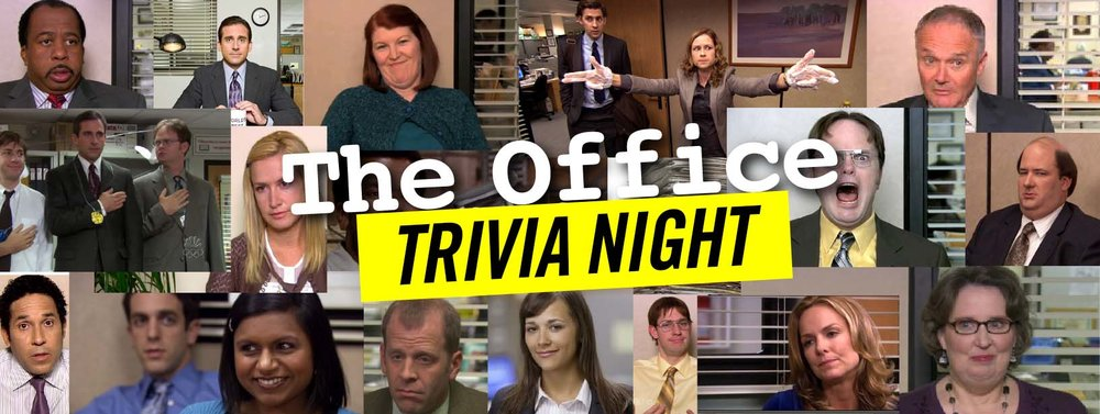 The Office Trivia Night – Spill Wine Bar