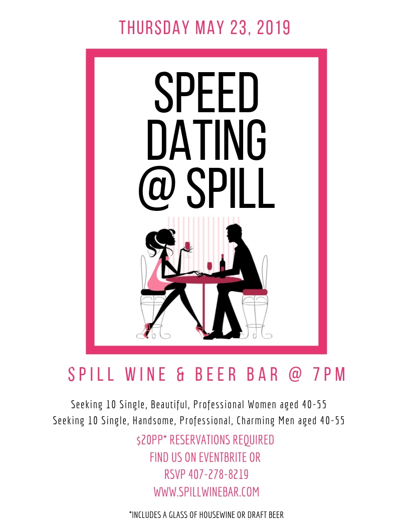 By pink speed dating